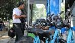 Menjajal Fasilitas Penyewaan Sepeda Boseh di Bandung