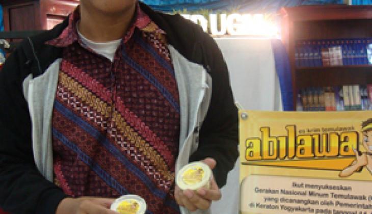 Abilawa, Es Krim Temulawak Olahan Mahasiswa Farmasi UGM