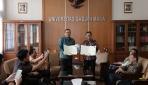 UGM dan Universitas Hindu Indonesia Jalin Kerja Sama