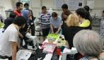 Empat Mahasiswa UGM Raih Beasiswa Belajar Biologi Kelautan di Jepang