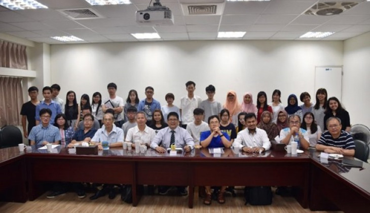 Fakultas Biologi UGM Pererat Kerja Sama Dengan National Central University Taiwan