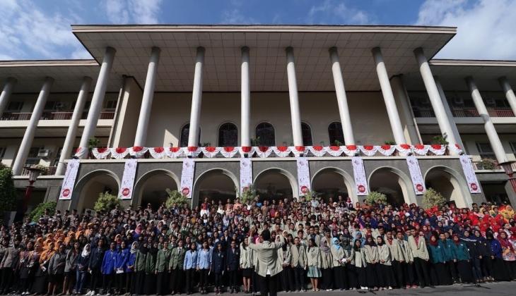Harmoni Indonesia Tumbuhkan Jiwa Patriotik
