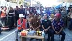 Tim Pemeriksa Bangunan UGM Periksa Kondisi Rumah Sakit Pasca Gempa di Lombok