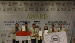 Mahasiswa UGM Raih Penghargaan dalam World Creativity Invention Olympic