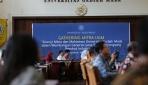UGM Gelar Gathering Bersama Ratusan Mitra Pemberi Beasiswa