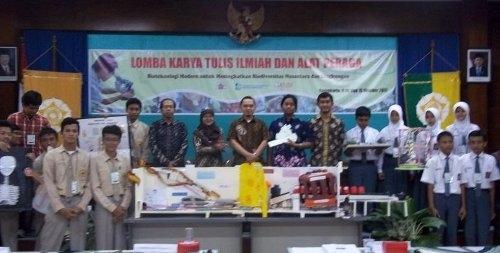 Fakultas Biologi UGM Gelar Lomba Karya Tulis Ilmiah dan Alat Peraga 2011