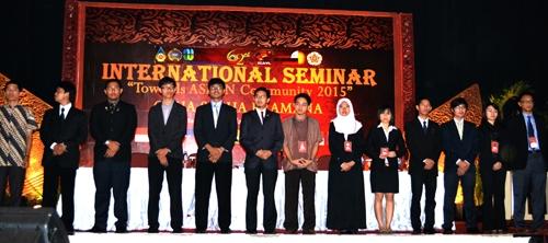 BEM-KM UGM Gelar Konferensi Internasional Pemimpin Muda ASEAN