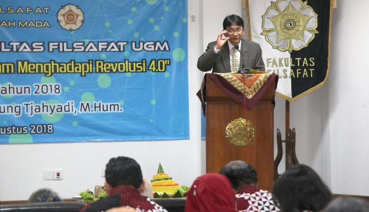 Kajian Filsafat Nusantara Masih Jadi Tantangan Bagi Fakultas Filsafat UGM