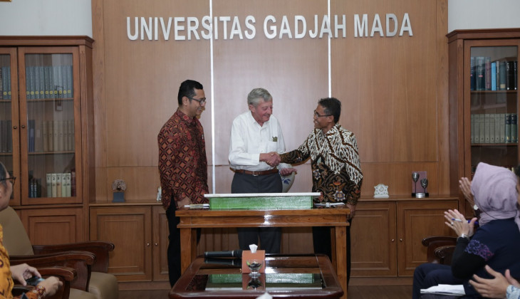 UGM dan PT EWINDO Resmikan Bank Genetik Sayuran Pertama di Indonesia
