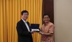 Wakil Gubernur Kyoto Kunjungi UGM