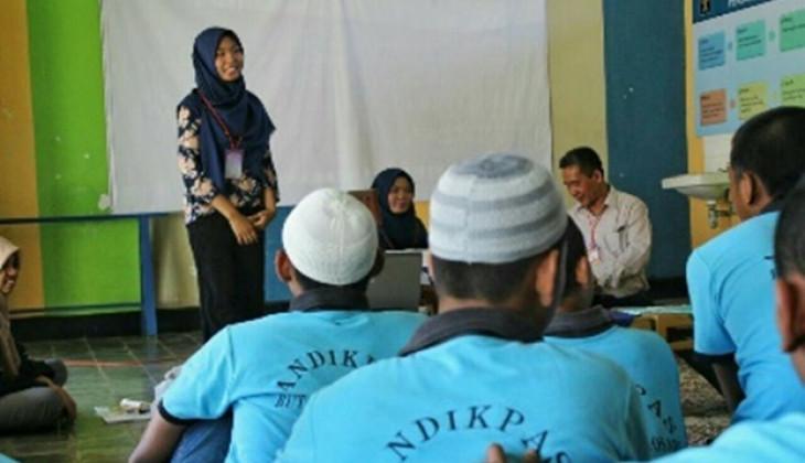 Mahasiswa UGM Lakukan Pendampingan Bagi Anak Didik Lapas Yogyakarta