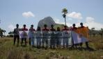 Rayakan Kemerdekaan, Mapagama Lakukan Ekspedisi di Pulau Mules NTT