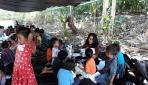Pengungsi Korban Gempa di Gumantar Banyak Terserang Ispa
