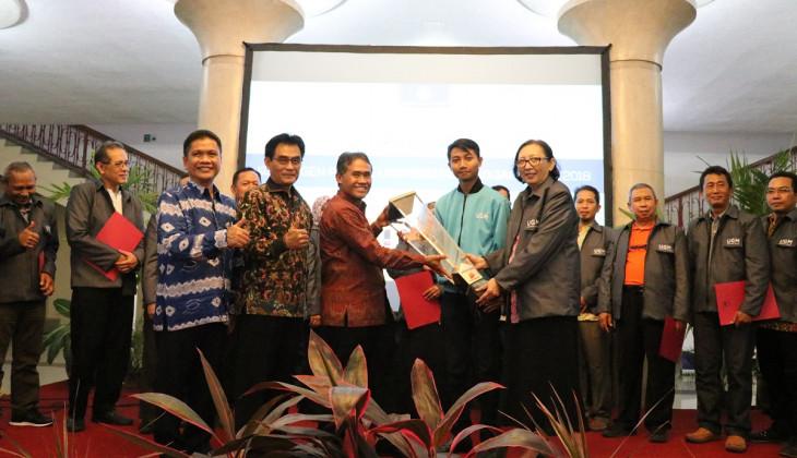 Perjalanan Panjang Kontingen UGM Meraih Gelar Juara PIMNAS Ke-31
