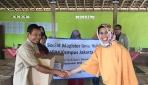 Gagal Panen, MIH UGM Jakarta Bagikan Bantuan Bagi Warga Gunungkidul