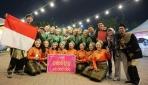 Rampoe UGM Juara Kompetisi Tari di Korea