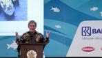 Ribuan Peserta Menikmati Kuliner Olahan Ikan di Lustrum XI FTP UGM