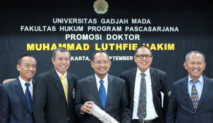 Mahasiswa Doktoral Fakultas Hukum Teliti Pelaksanaan Hukuman Mati di Indonesia