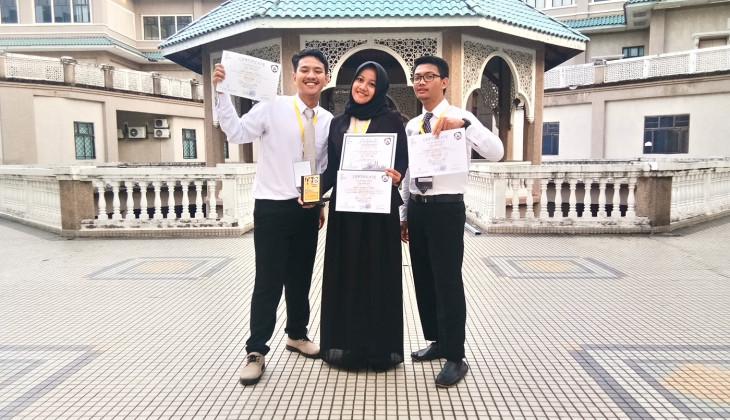 Mahasiswa UGM Raih Penghargaan ASEAN Youth Conference 2018