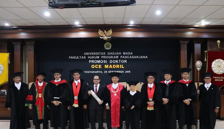 Urgensi Dukungan Presiden dalam Agenda Pemberantasan Korupsi di Indonesia