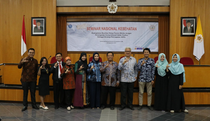 Penting, Kolaborasi Antar Profesi untuk Penanganan Penderita Stroke