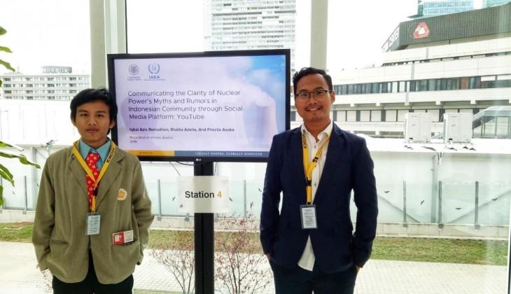 Mahasiswa UGM Ikuti Simposium Radiologi dan Nuklir di Austria