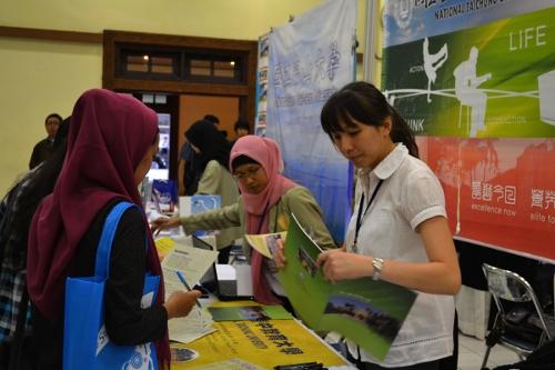 Sebanyak 2.300-an Mahasiswa Indonesia Kuliah di Taiwan