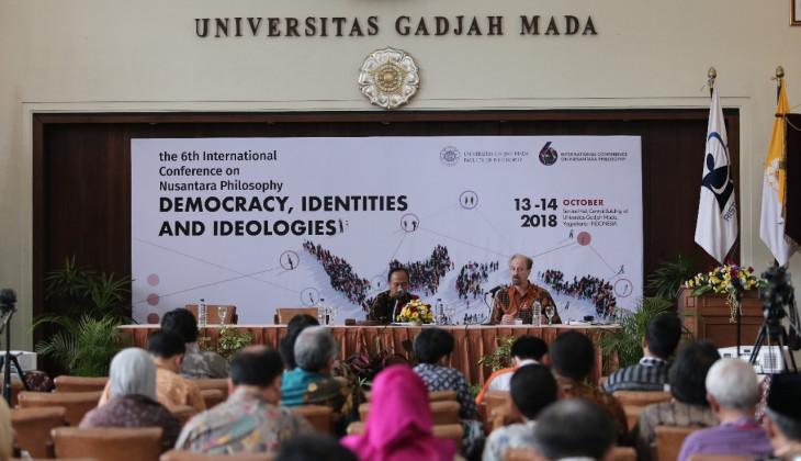 Fakultas Filsafat UGM Kumpulkan Pakar Bahas Demokrasi Indonesia
