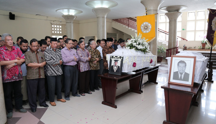 Guru Besar Prof Soedarsono dan Prof Kamsul Berpulang