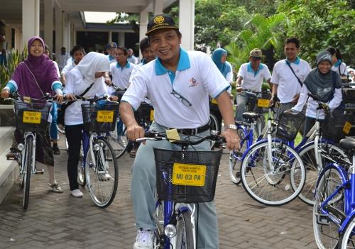 Chairil Anwar Luncurkan 'MIPA Ngepit'