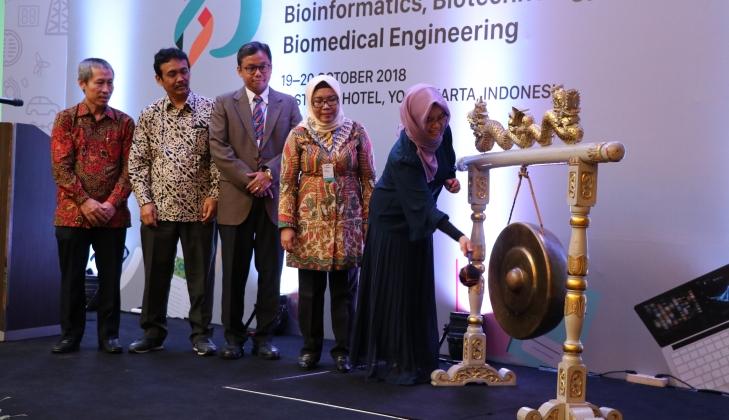 UGM Hadirkan Ilmuwan Lintas Disiplin dalam Konferensi BioMIC 2018