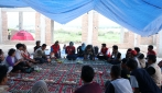 UGM-Kagama Care Kunjungi Posko Pengungsian Korban Bencana di Sigi