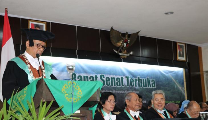Dies Natalis ke-55, Fakultas Kehutanan Tingkatkan Kontribusi Wujudkan Kejayanan Kehutanan Indonesia