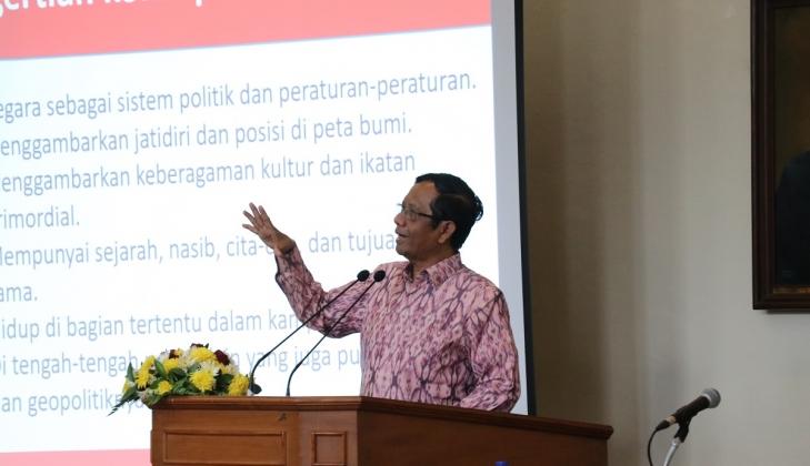 Universitas Gadjah Mada: Youth Pledge Constructs Indonesia's