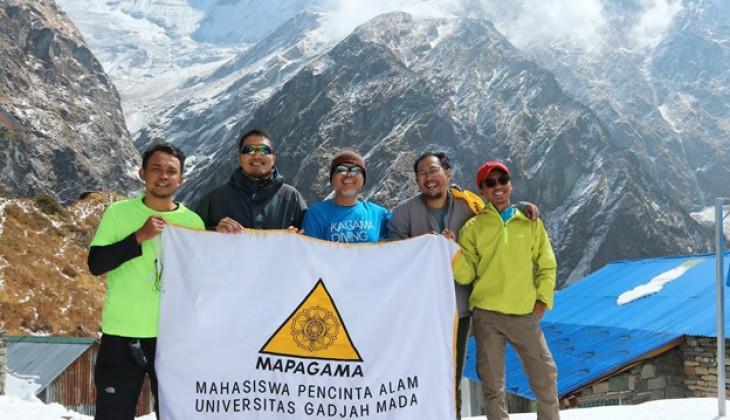 Mapagama  Lakukan Pendakian dan Riset di Pegunungan Himalaya