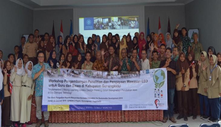 UGM Ajak Remaja Mengenal Perubahan Iklim Melalui Teknologi Dan Gadget
