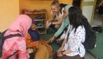 Mahasiswa Asing Kunjungi Balai Perlindungan Lansia DIY