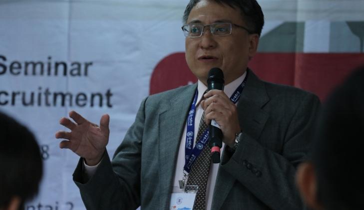 Taipei Medical University Selenggarakan Roadshow di UGM