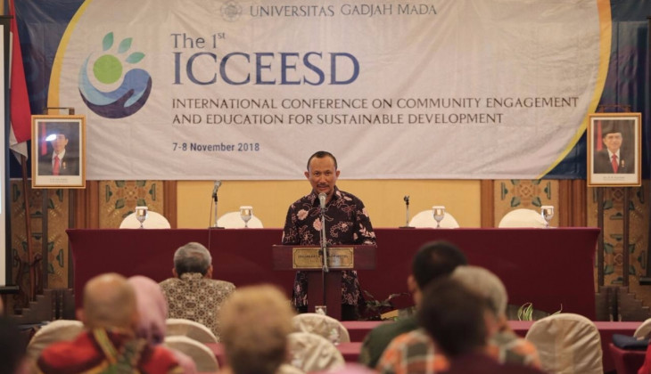 UGM Hadirkan Pakar Dunia Bahas Pengabdian Masyarakat