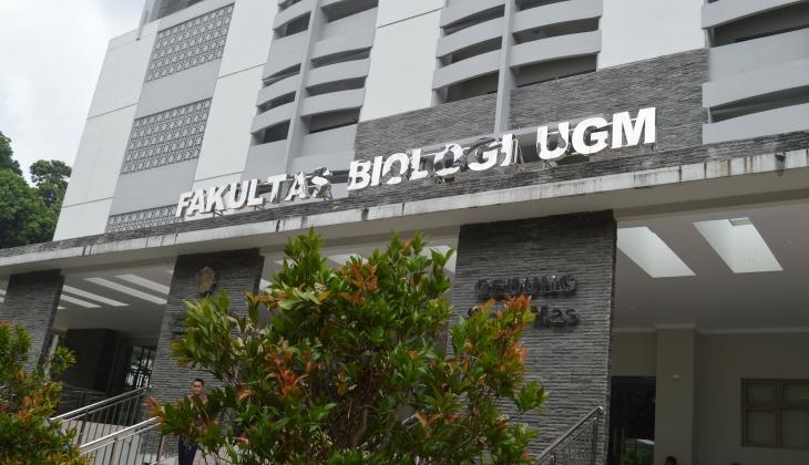 Gedung Fakultas Biologi Menjadi Green Building Pertama di UGM
