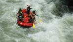UGM Lepas Tim Mapagama Arungi Sungai Franklin Australia