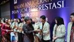 120 Penghargaan Untuk Insan Berprestasi UGM 2018