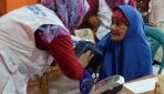 DWP UGM Adakan Baksos dan Pemeriksaan Kesehatan Gratis