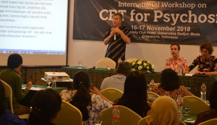 Workshop CBT untuk Penderita Psikosis