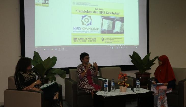 Jumlah Perokok Indonesia di Atas 15 Tahun Tinggi