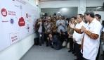 Menristekdikti Resmikan Laboratorium Teknologi Terhubung Pertama di Indonesia