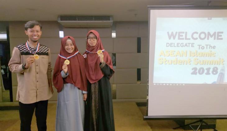 Mahasiswa UGM Raih Penghargaan di Asean Islamic Student Summit