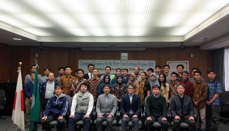 20 Mahasiswa UGM Ikuti Program Pertukaran Mahasiswa di Ehime