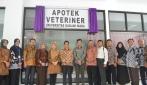 Pertama Kali di Indonesia, UGM Resmikan Apotek Veteriner