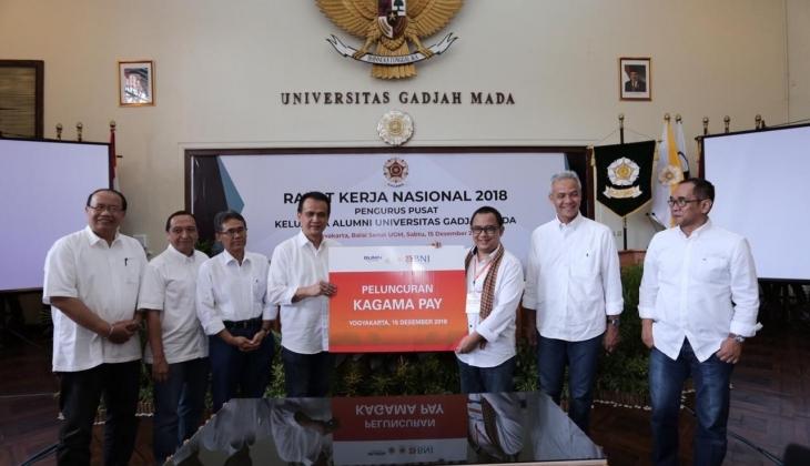 KAGAMA Rilis Aplikasi KagamaPay
